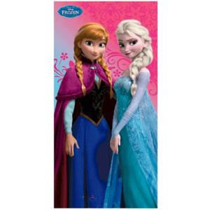 Elsa Frozen håndklæde 70x140cm - Anna