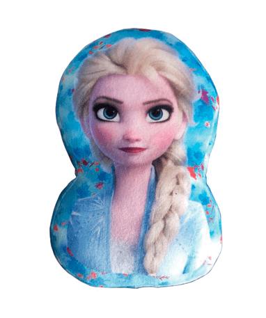 Billede af Elsa Frozen pude - 20cm - Frost