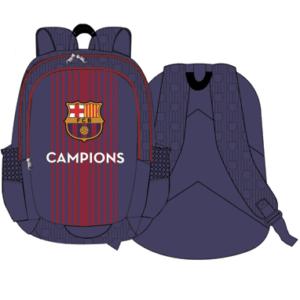 FC Barcelona skoletaske