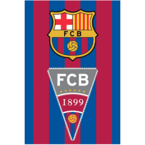 Fc Barcelona håndklæde