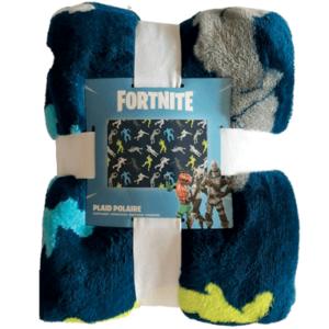 Fortnite tæppe - 100x150cm