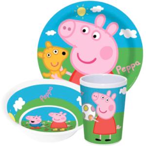 Gurli gris spisesæt til børn