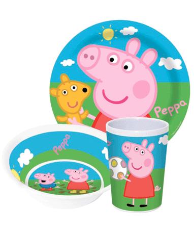 Image of   Gurli gris spisesæt til børn