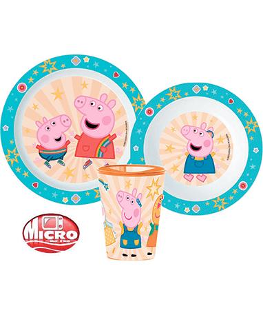 Gurli gris spisesæt - børn