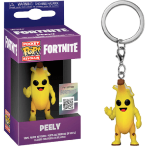 Peely Nøglering - Fortnite - Funko pop
