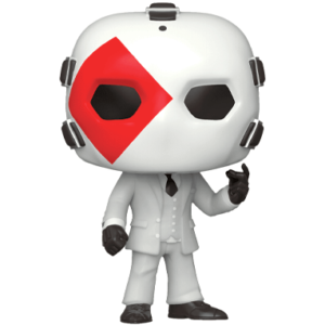 Wild Card Funko Pop Figur - Fortnite