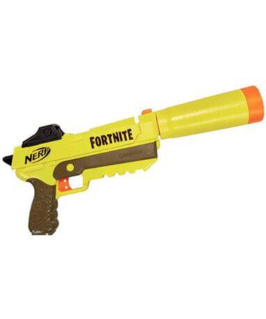 Billede af Fortnite Nerf guns - pistoler - Gul Pistol