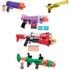 Fortnite Nerf guns - pistoler Danmark