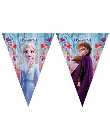 Frozen Guirlander - Frost - fødselsdagspynt