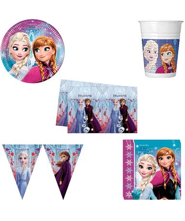 Frozen fødselsdagspynt - Frost