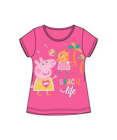 Gulri Gris t-shirt - pink