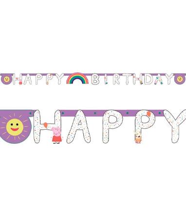 Gurli Gris Happy Birthday banner