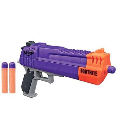 Billede af Fortnite Nerf guns - pistoler - Lilla Pistol