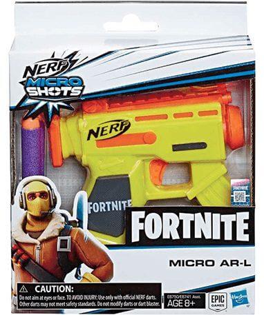 Raptor Mikro nerf pistol