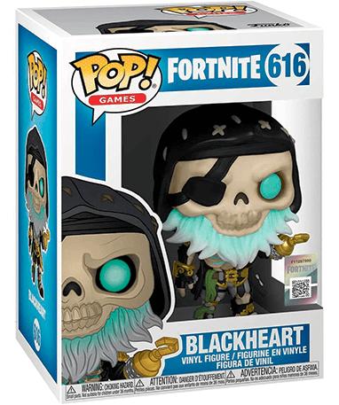 Blackheart Funko pop figur - Fortnite
