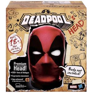 Deadpool talende hovede - Hasbro