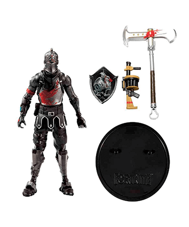 Dele Black Knight actionfigur