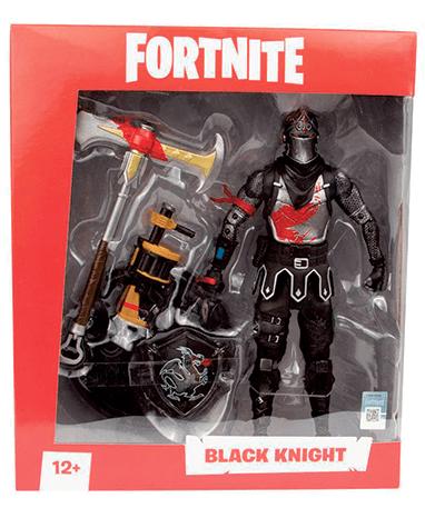 Fortnite Black Knight actionfigur