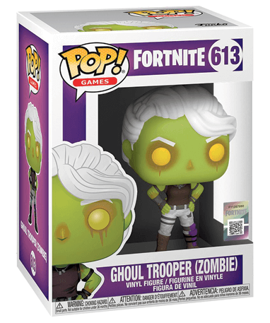 Fortnite Ghoul Trooper figur