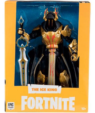 Fortnite Ice King 28cm - Actionfigur