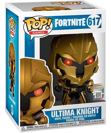 Fortnite Ultima Knight figur