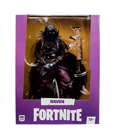 Fortnite actionfgiur - Raven 28cm