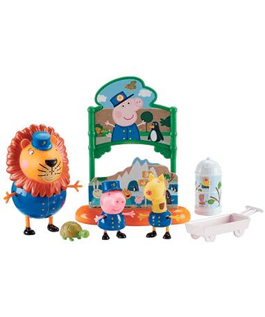 Gurli Gris Zoo legetøjssæt