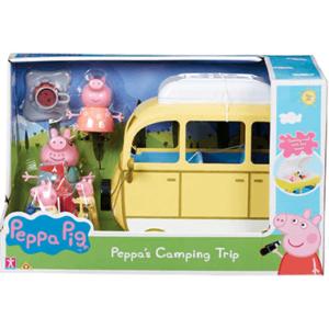 Gurli Gris campingvogn legetøj