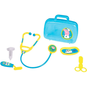 Gurli Gris doktortaske - legetøjssæt