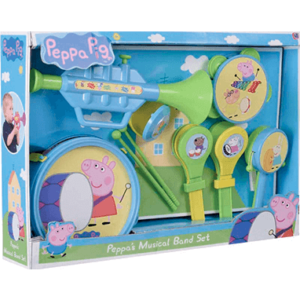 Gurli Gris instrument sæt - legetøj