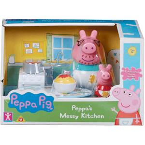 Gurli Gris køkken - legetøjssæt