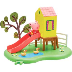 Gurli Gris rutsjebane - legetøjssæt