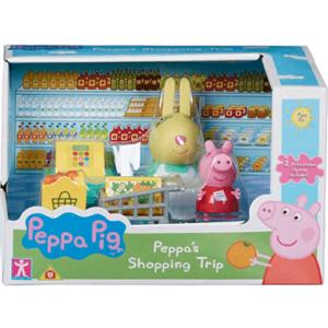 Gurli Gris shopping - legetøjssæt