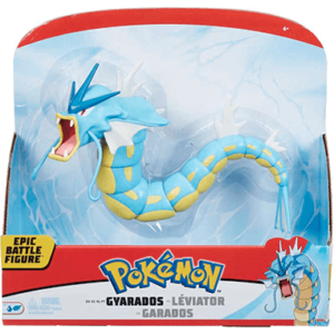 Gyarados figur - 30 cm - Pokemon Actionfigur