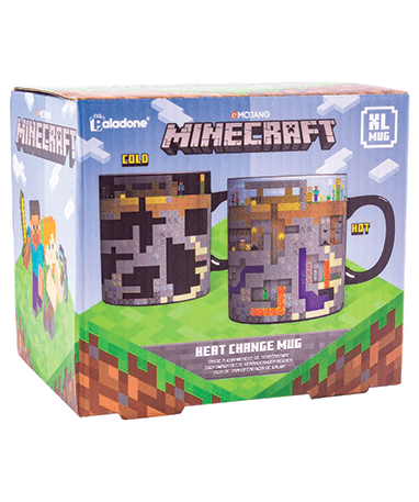 Minecraft krus - XL