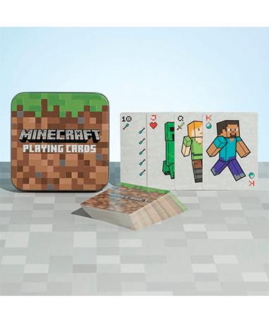 Minecraft spillekort
