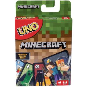 Minecraft uno spil