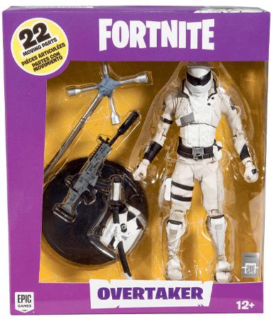 Overtaker i pakke - Fortnite