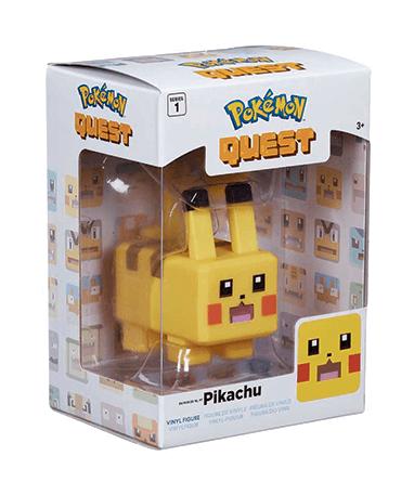 Pikachu figur - 10cm - Quest