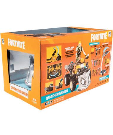 Quadcrasher Fortnite i pakke