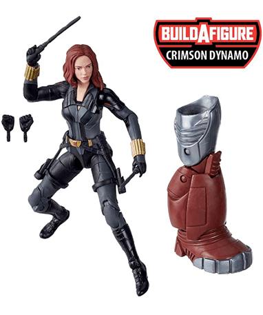 Black Widow actionfigur