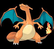 Charizard - Pokémon
