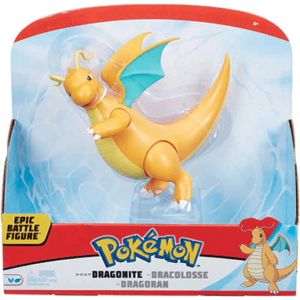Dragonite actionfigur - 30cm - Legendarisk Pokemon