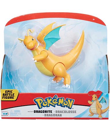 Dragonite actionfigur - 30cm - Legendarisk Pokemon