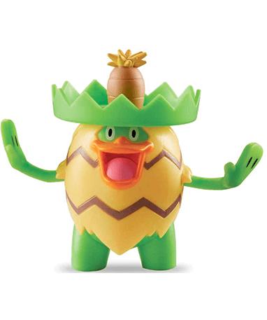 Ludicolo figur - 11 cm - Pokemon