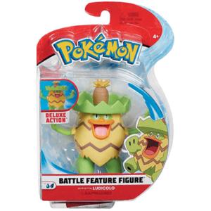 Ludicolo figur - 11 cm actionfigur - Pokemon