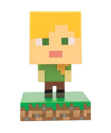 Minecraft 3D figur - Alex