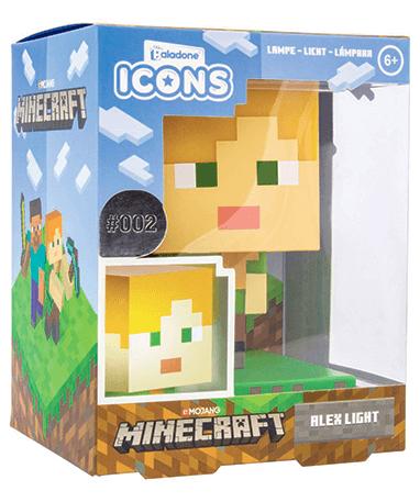Minecraft alex figur