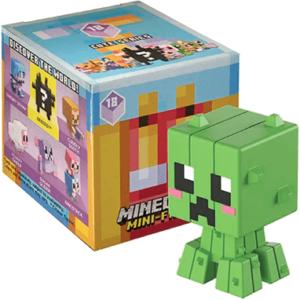Minecraft blindbox figurer - Assorteret