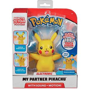 Pikachu figur med lyd - Legetøjsfigur